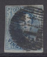 Nr 11, Stempel D?? (X11025) - Postmarks - Lines: Distributions