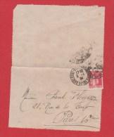 Lettre De Boulogne-Billoncourt --  Pour Paris --  5/1/1934 - 1921-1960: Modern Tijdperk