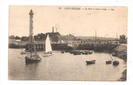 Ouistreham-Le Port à Marée Haute--(A.7874) - Ouistreham