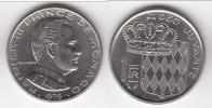 **** MONACO - 1 FRANC 1979 RAINIER III  **** EN ACHAT IMMEDIAT !!! - Monaco
