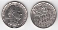 **** MONACO - 1 FRANC 1976 RAINIER III  **** EN ACHAT IMMEDIAT !!! - 1960-2001 Nouveaux Francs