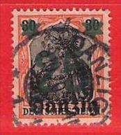 MiNr. 18 O Deutschland Freie Stadt Danzig - Danzig
