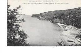 MARTINIQUE  -  CPA  De  FOND  LAHAYE  -  Filets  Et  Canots  De  Pêche  Sur  La  Plage - Autres