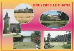 BRUYERES LE CHATEL  - Divers Aspects - Bruyeres Le Chatel