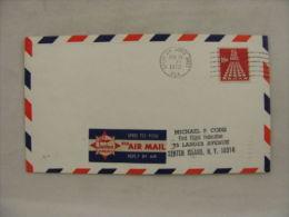 FFC First Flight USA America Southern Airways Eglin Air Force Base To Miami 1970 - Postzegels