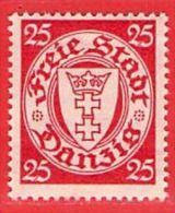 MiNr.246 Xx   Deutschland Freie Stadt Danzig - Danzig