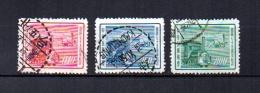 Taiwán  ( Formosa )     1956  .-   Y&T  Nº    210/212 - 1945-... República De China