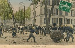 Paris : Sapeur Pompiers - Sapeurs-Pompiers