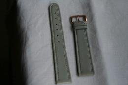 Lot De 3 Bracelets Pour Montre En Cuir - Autres