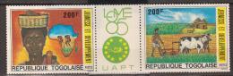 TOGO     1985               N°   1180A         COTE     5 € 75           ( Y 634 ) - Togo (1960-...)