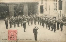 Paris : Les Pompiers - Sapeurs-Pompiers