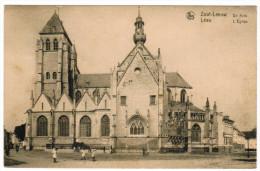Zoutleeuw, Zout Leeuw, De Kerk (pk21784) - Zoutleeuw