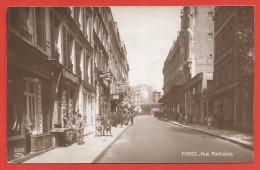 CPA Paris - Rue Fontaine - District 09