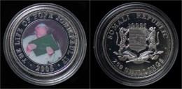 Somalia 250 Shilling 2005- The Life Of Pope John Paul II - Somalie