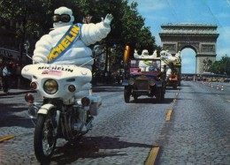 TOUR DE FRANCE  -  PEU COURANTE CPSM DE 1980. - Cyclisme