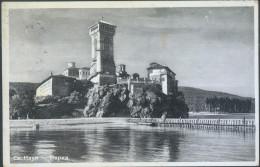 Ohrid Old Postcard Travelled ? Bb150916 - Macédoine