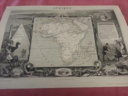 AFRIQUE ALEXANDRIE LE CAIRE ALGER TUNISIE MADAGASCAR ILE REUNION RODRIGUES GUINEE SENEGAL SOMALIS SUD MAROC CANARIES - Cartes Géographiques