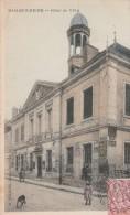 BAR SUR SEINE - L'HOTEL DE VILLE - BELLE CARTE - COLORISEE - ANIMEE -  TOP !!! - Bar-sur-Seine