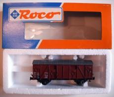 Wagon Couvert Sncf 46059-Roco - Wagons