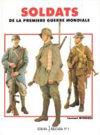 SOLDAT PREMIERE GUERRE 1914 1918 UNIFORME MANNEQUIN GUIDE COLLECTION MIROUZE