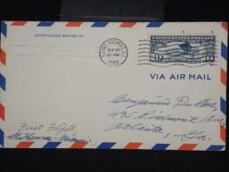 ETATS UNIS - Enveloppe Par Avion  De St Thomas Pour Atlanta En 1929 - à Voir - Lot P9449 - 1c. 1918-1940 Cartas