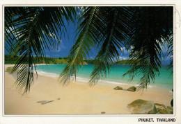 PHUKET    NAI  HAN  BEACH      (VIAGGIATA) - Tailandia