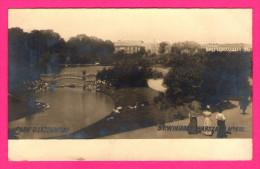 Park Ujazdowski - Animée - Femmes Avec Ombrelles - ST. WINIARSKI WARSZAWA - N° 619 - Polonia