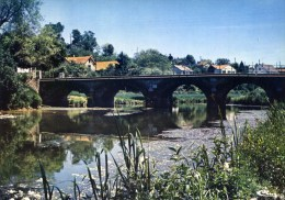 77 SOIGNOLLES En BRIE Cpsm Le Pont - Francia
