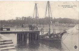 Cpa  - Bayonne - Le Port Et La Citadelle ( En L´état ) - Bayonne