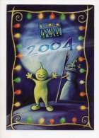 Cap Canal 2004 - Publicité