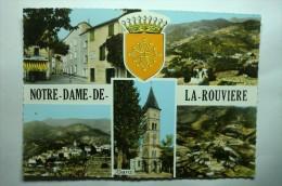 D 30 - Notre Dame De La Rouvière - Notre-Dame-de-la-Rouvière