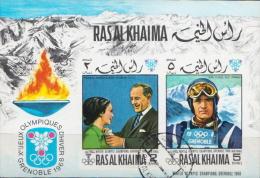 Ras Al Khaima CTO SS - Winter 1968: Grenoble
