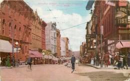 USA - SEVENTH STREET EAST FROM WABASHA -  ST. PAUL MINN- 1020 A - St Paul