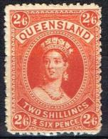 Australia - Queensland - Y&T N°59 - Gebruikt