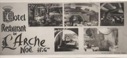 Carte Photo , Hotel Restaurant De L'Arche Noe - France