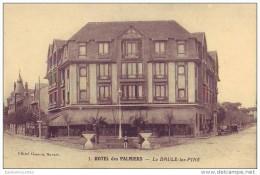 LA BAULE - 44 - Hotel Des Palmiers - La Baule-Escoublac