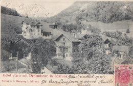 Autriche - Schruns - Hotel Stern Mit Dependance - Schruns