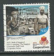 Singapore, Yv Uit 1905 Jaar 2012, Hogere Waarde,   Gestempeld, Zie Scan - Singapour (1959-...)