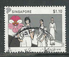 Singapore, Yv Uit 1996 Jaar 2013,  Hoge Waarde, Gestempeld, Zie Scan - Singapour (1959-...)