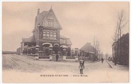 Diegem-Station: Villa Elise. - Diegem