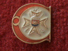 INSIGNE MARINE  RETIRAGE   MOURGEON - Marine