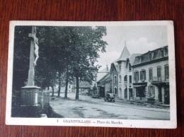 Grandvillars Place Du Marché - Grandvillars