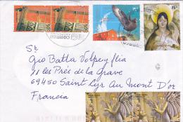 ARGENTINE ARGENTINA 2007      Ayant Voyagé     Entre Rios France      Bel Affranchissement - Entre Ríos
