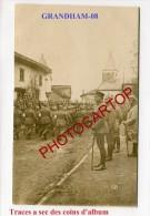 GRANDHAM-Grossherzog Ernst Ludwig Von Hessen-Parade-CARTE PHOTO Allemande-Guerre14-18-1WK-Militaria-France-08- Oberst Vo - France
