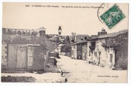 LA ROCHE-SUR-YON.- Vue Générale Prise Du Quartier D'Ecquebouille - La Roche Sur Yon