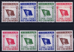 Vietnam 2 Sets Perforated And Non Perforated, Not Used, Private Issues Fakes