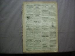 MATERIEL CONTRE L'INCENDIE,MECANICIENS 1901  23 PAGES - Publicités