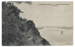 MAUVES, LE COTEAU DE VIEILLE COUR ET LA LOIRE - Loire Atlantique 44 - Mauves-sur-Loire