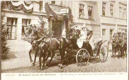HALLE Saale Marthahaus Christliches Hospiz Besuch Kaiserin Auguste Viktoria Am 5.9.1903 Ungelaufen - Halle (Saale)