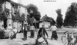 CPA MALBROUCK  EURE   A127 NON  ECRITE NON TIMBRER - Sonstige Gemeinden